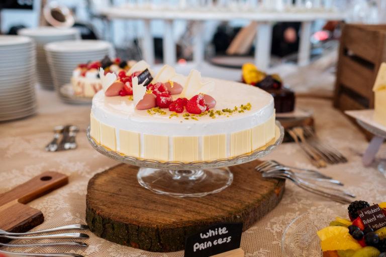 White Princess taart Robert van Beckhoven