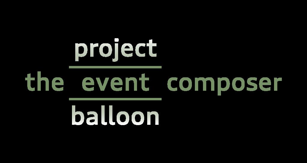 Logo The Event Composer Groen