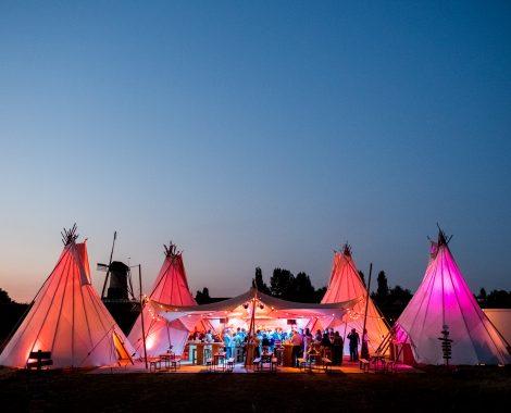 Bruiloft nabij Breda