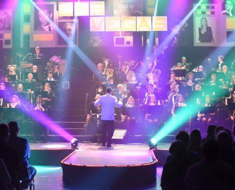 A Night at Vegas - Harmonie Terheijden